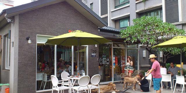 台中寵物咖啡館