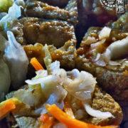 旱溪香酥脆臭豆腐