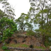 屏東神山斷崖