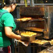 旱溪夜市紐奧良燒烤雞排