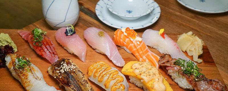 台中鮨匠手作壽司