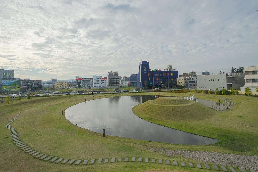 台中景點月牙灣公園
