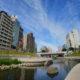 台中柳川藍帶水岸