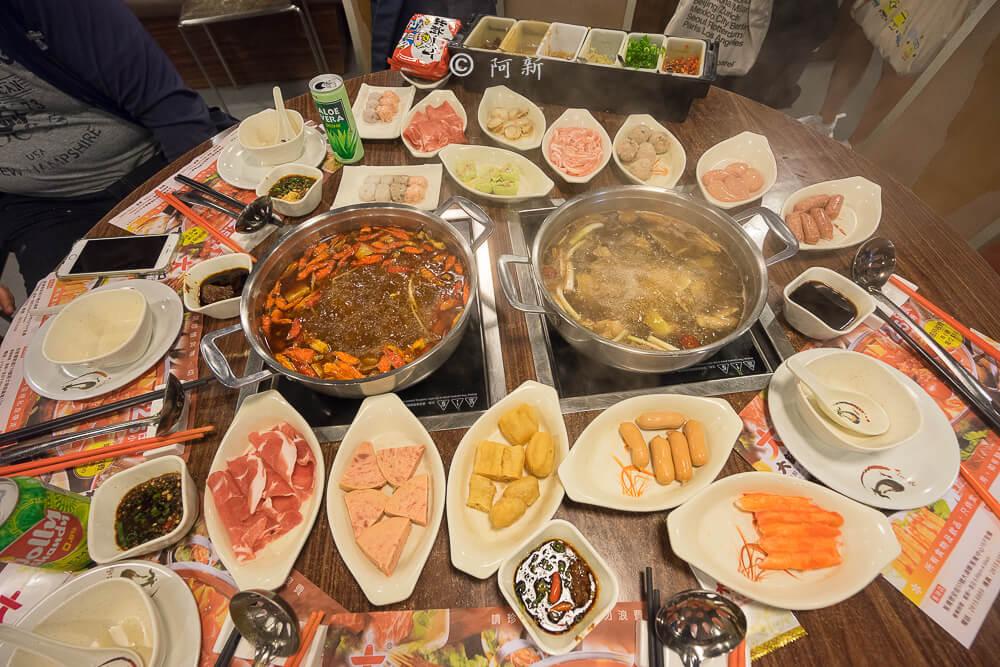 香港佐敦大鍋口海鮮火鍋專門店,大鍋口海鮮火鍋,大鍋口佐敦,香港吃到飽餐廳,佐敦餐廳