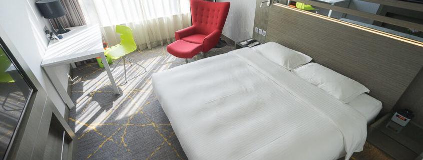 香港油麻地城景國際酒店