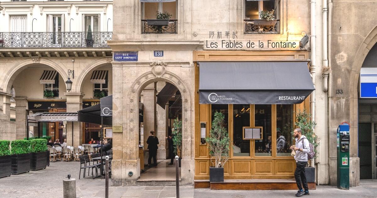 Les Fables de La Fontaine,Les Fables de La Fontaine午餐,Les Fables de La Fontaine menu,Les Fables de La Fontaine菜單,巴黎米其林餐廳,巴黎餐廳,法國米其林餐廳,法國美食,法國餐廳,法國旅遊,法國自由行,法國自助,巴黎旅遊