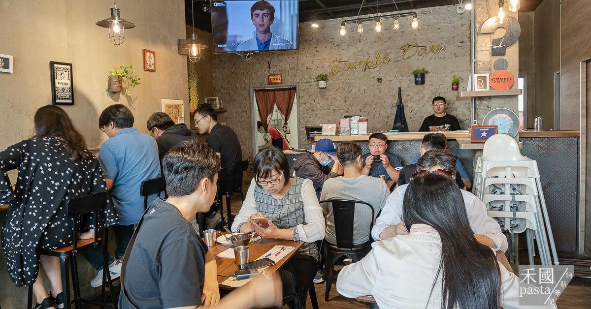 禾國pasta,禾國,綠園道美食,綠園道餐廳,勤美美食,勤美餐廳,勤美義大利麵,台中義大利麵,台中美食,台中餐廳